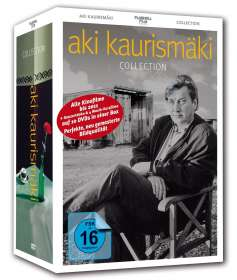 Aki Kaurismäki Collection, 10 DVDs
