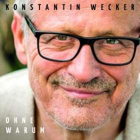 Konstantin Wecker: Ohne Warum, CD