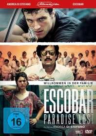 Escobar - Paradise Lost, DVD