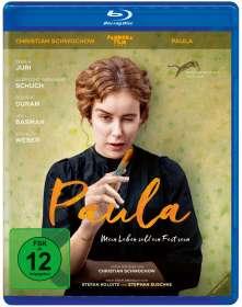Christian Schwochow: Paula (Blu-ray), BR