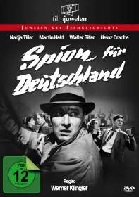 Spion für Deutschland, DVD