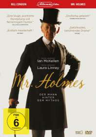 Mr. Holmes, DVD