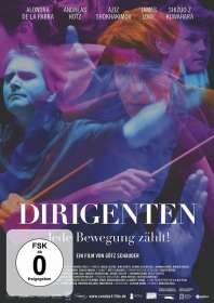 Dirigenten - Jede Bewegung zählt! (OmU), DVD