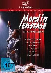 Mord in Ekstase (Ein Doppelleben), DVD