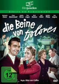 Die Beine von Dolores, DVD