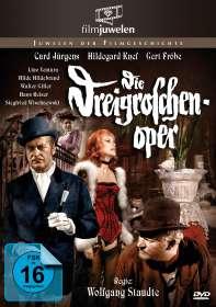 Die Dreigroschenoper (1962), DVD