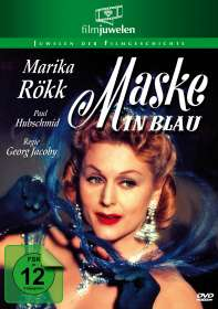 Georg Jacoby: Maske in Blau, DVD