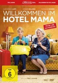 Willkommen im Hotel Mama, DVD