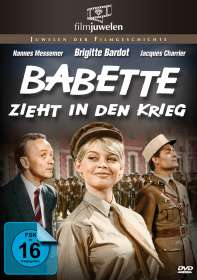 Babette zieht in den Krieg, DVD