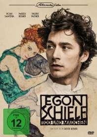 Egon Schiele, DVD
