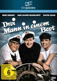 Drei Mann in einem Boot, DVD