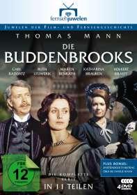 Die Buddenbrooks (1979) (Komplette Serie), 4 DVDs