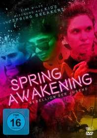 Constantine Giannaris: Spring Awaking - Rebellion der Jugend, DVD