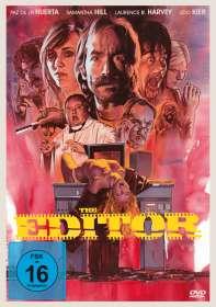 The Editor, DVD