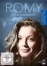 Romy Schneider - Portrait eines Gesichts (Director's Cut), DVD