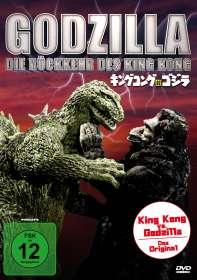 Godzilla - Die Rückkehr des King Kong, DVD