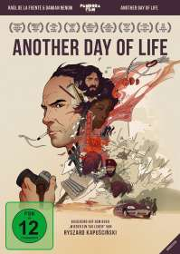 Raúl de la Fuente: Another Day of Life, DVD