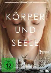 Ildiko Enyedi: Körper und Seele, DVD