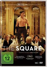 The Square (2017), DVD