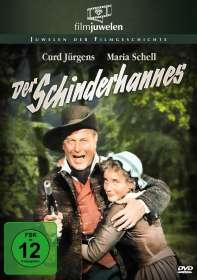 Der Schinderhannes, DVD