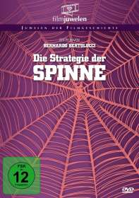Die Strategie der Spinne, DVD