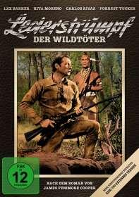 Lederstrumpf - Der Wildtöter, DVD