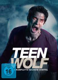 Eric Wallace: Teen Wolf Staffel 6 (finale Staffel) (Softbox), DVD