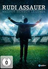 Don Schubert: Rudi Assauer - Macher. Mensch. Legende, DVD
