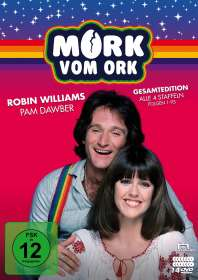 Mork vom Ork (Gesamtedition), DVD