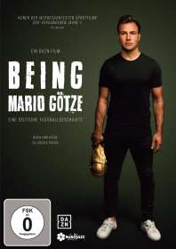 Being Mario Götze, DVD