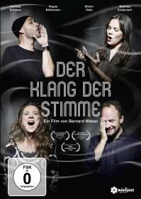 Bernard Weber: Der Klang der Stimme, DVD