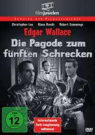 Die Pagode zum fünften Schrecken, DVD