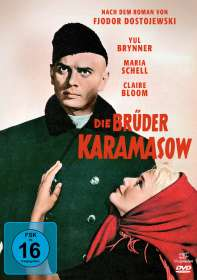 Richard Brooks: Die Brüder Karamasow, DVD