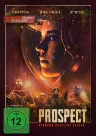 Christopher Caldwell: Prospect, DVD