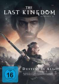 Edward Bazalgette: The Last Kingdom Staffel 3, DVD