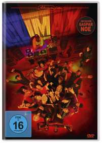 Climax, DVD