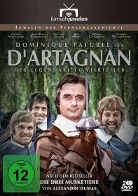 D'Artagnan, DVD