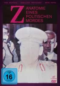 Z - Anatomie eines politischen Mordes, DVD