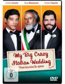 My Big Crazy Italian Wedding, DVD