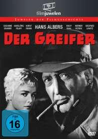 Der Greifer (1958), DVD