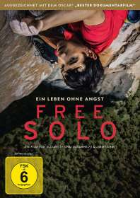 Jimmy Chin: Free Solo, DVD