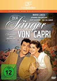 Der Sänger von Capri (Serenade einer großen Liebe), DVD