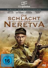 Die Schlacht an der Neretva, DVD