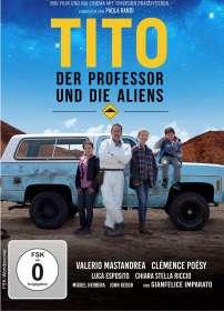 Paola Randi: Tito, der Professor und die Aliens, DVD