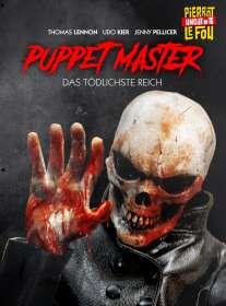 Puppet Master (2018) (Blu-ray & DVD im Mediabook), Blu-ray Disc