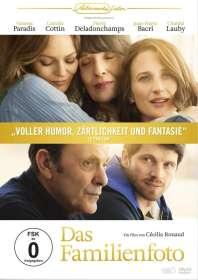 Das Familienfoto, DVD