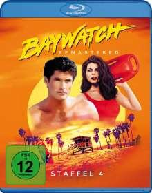 Douglas Schwartz: Baywatch Staffel 4 (Blu-ray), BR