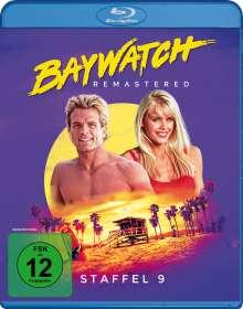 Gregory J. Bonann: Baywatch Staffel 9 (Blu-ray), BR