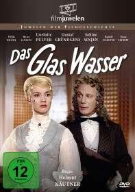 Helmut Käutner: Das Glas Wasser, DVD