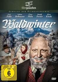 Wolfgang Liebeneiner: Waldwinter, DVD